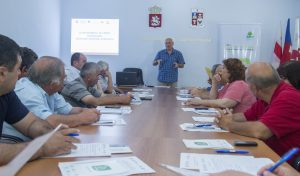 "Training: ""Applying Landscape and Sustainable Land Management ''(Dedoflistskaro municipality)"